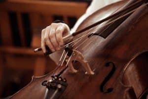 Cello Aufbau