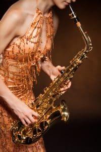 Aufbau und Funktion eines Saxophons